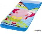 Intex со спальным мешком Hula Elly + насос 66802