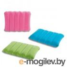Надувная подушка Intex 68676 (зеленый)