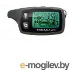 Tomahawk TW-9010 / 7000 / 9000 / 950 с жк-дисплеем - брелок