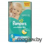 Pampers Active Baby-Dry Junior 11-18кг 64шт 4015400736370