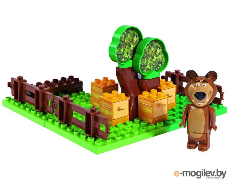развитие Маша и Медведь Пчелиная ферма Мишки 21 дет. 6/6 800057092