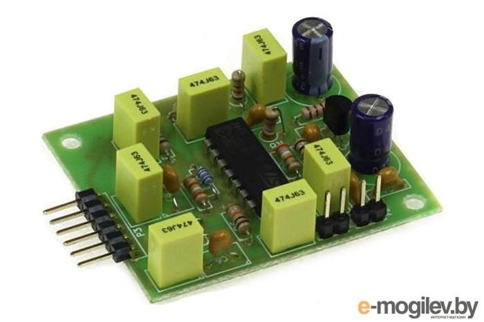 Радио КИТ RS248 - активный 3-х полосный фильтр
