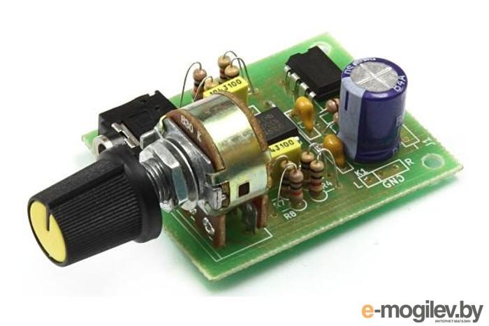 Радио КИТ RS275 для C-MOY Pocket Amp - усилитель для наушников