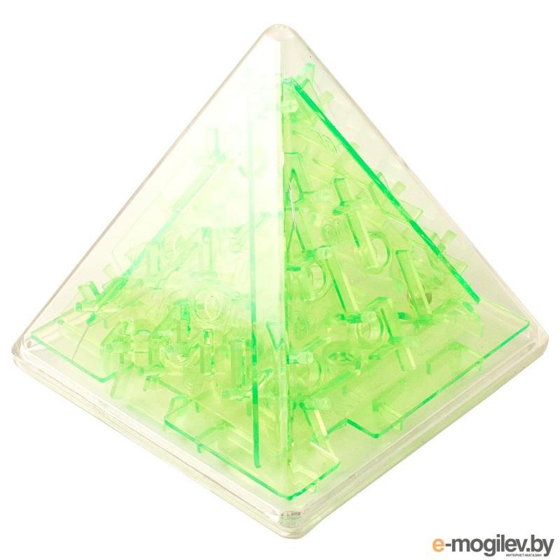 развитие Эврика Головоломка Пирамида Green 97521