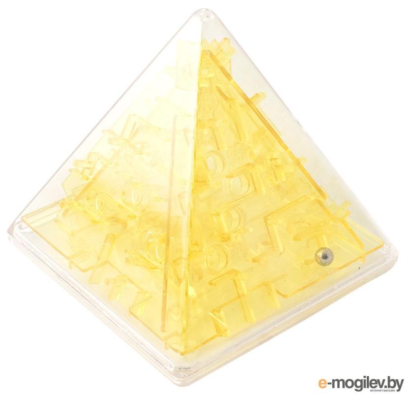 Эврика Головоломка Пирамида Yellow 97520