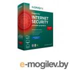 Kaspersky Internet Security для всех устройств 3-Device 1 year Base Box KL1941RBCFS