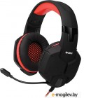 Наушники. SVEN AP-G988MV Black-Red