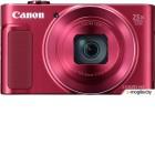 Компактный фотоаппарат Canon Powershot SX620 HS RE / 1073C015 (красный)