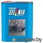 Моторное масло Selenia Multipower C3 5W30 / 11573701 2л