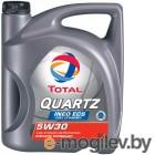 Моторное масло Total Quartz Ineo ECS 5W30 / 151261 5л