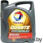 Моторное масло Total Quartz 9000 Future NFC 5W30 / 183450 4л