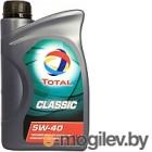 Моторное масло Total Classic 5W40 / 164796 1л