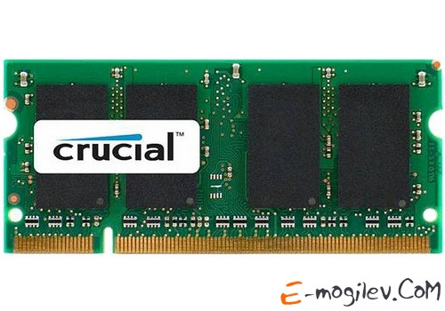 Crucial DDR3-1067 2048 Mb PC-8500 SODIMM