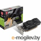 MSI GeForce GTX 1050 Ti 4GT LP 4Gb PCI-E GTX1050Ti, GDDR5, 128bit, HDCP, DVI, HDMI, DP, Retail