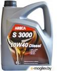 Моторное масло Areca S3000 Diesel 10W40 5л