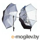 Lastolite Umbrella Dual Duty 100cm LL LU4523F White/Silver/Black