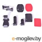 все для экшн камер Dicom ExCMT06 Набор креплений на шлем для Gopro Hero3/3/2/1