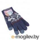 теплые перчатки для сенсорных дисплеев Harsika 0614