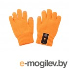 теплые перчатки для сенсорных дисплеев DressCote Talkers Size S Orange