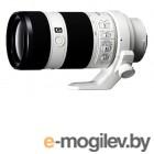 объективы для Sony NEX и видео Sony SEL-70200G FE 70-200 mm F/4.0 G OSS for NEX