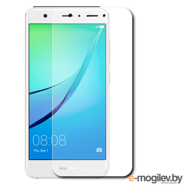 все для Huawei Закаленное стекло Huawei Nova DF Fullscreen hwColor-04 Black