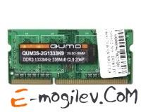 QUMO DDR3-1333 4 Gb PC-10660 SODIMM