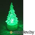 3D-фигура Neon-night Елочка маленькая на подставке, RGB [501-041]