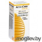 Accu-Chek Софткликс 25 ланцеты