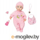 игрушки Zapf Creation Baby Annabell 794-821