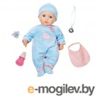 игрушки Zapf Creation Baby Annabell 794-654