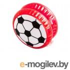 Эврика Волчок на шнуре Футбол N2 97123