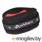 бандажи Phiten Elbow Guard Pro S 21-24 Black AP08011 - бандаж локтевой фиксирующий