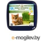 BontiLand Живые ВИТАМИНЫ для кошек Овес 410671
