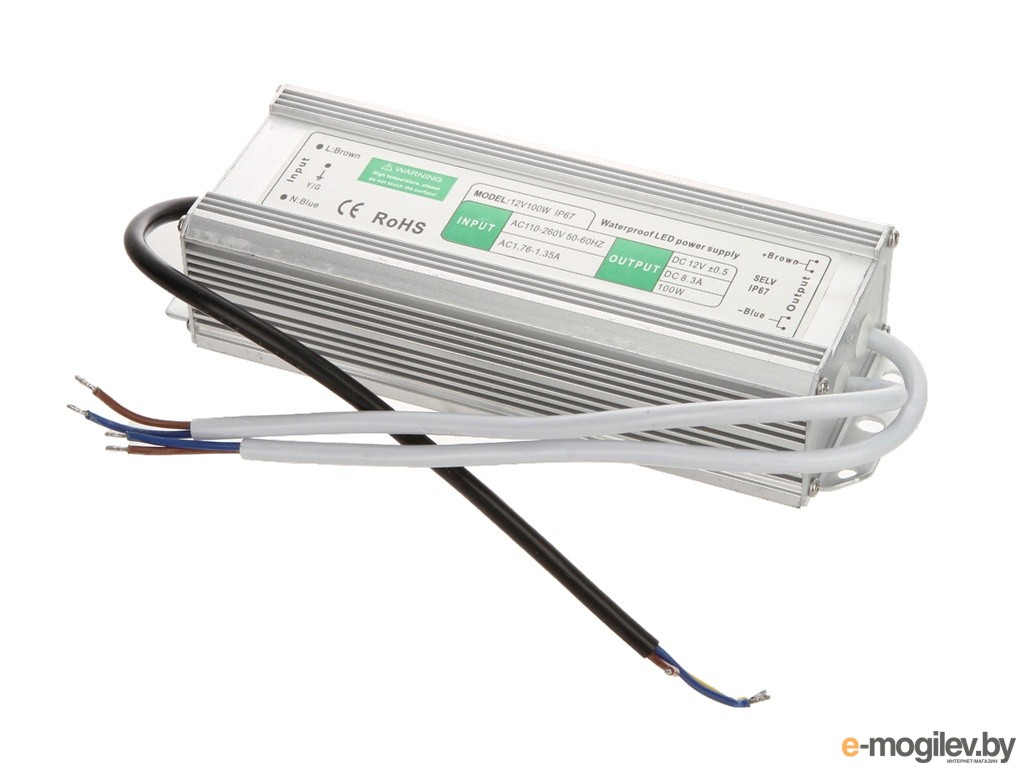 SWGroup Al TPW 100W 12V