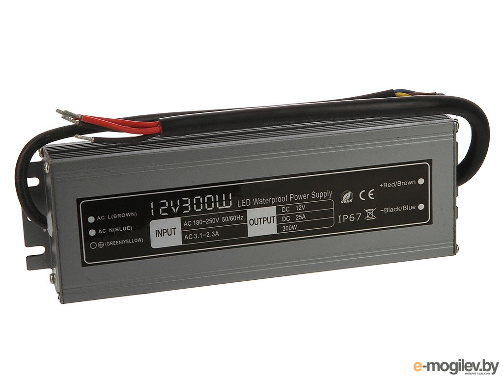 SWGroup Mini Al TPW 300W 12V