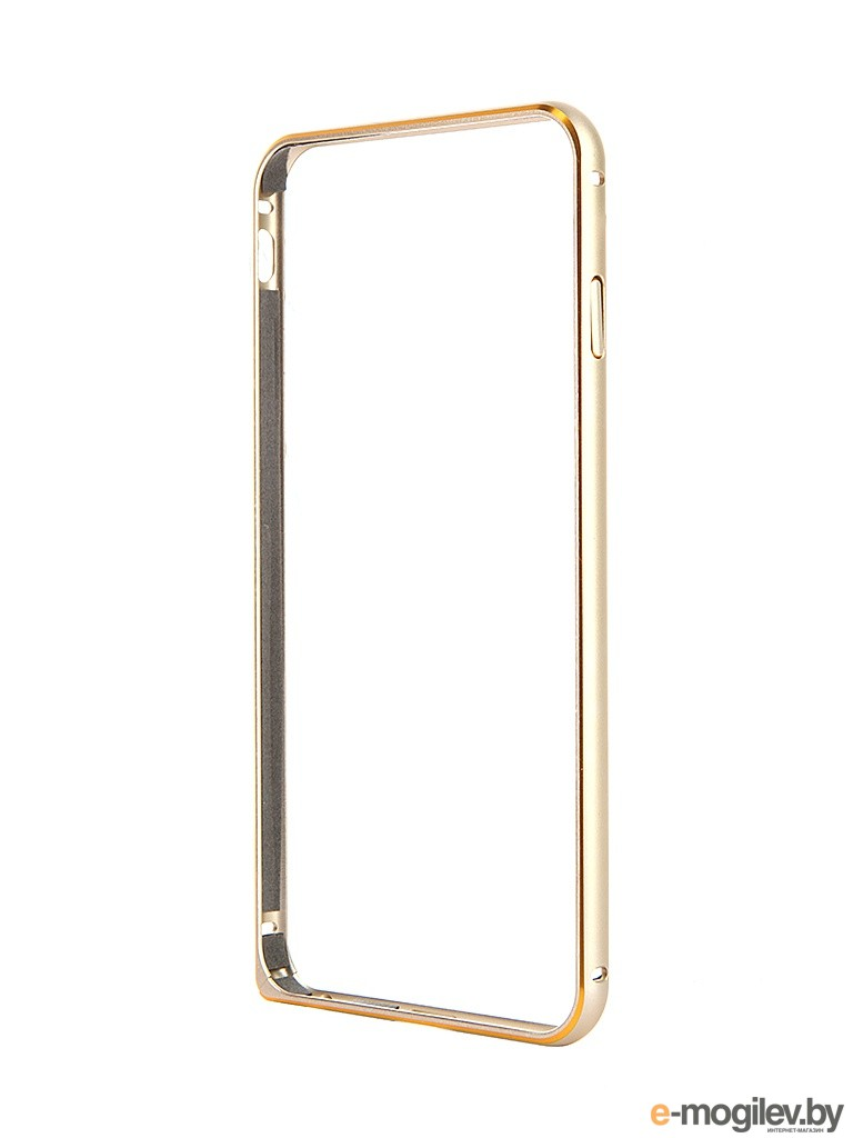 Чехол-бампер Ainy для iPhone 6 Plus Black QC-A014A