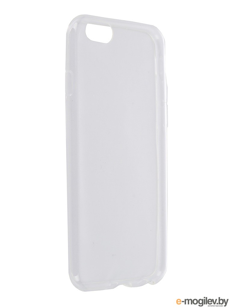 Чехол Krutoff для iPhone 6 Transparent 10673