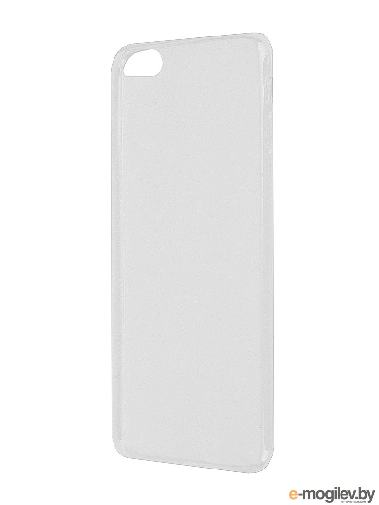 Чехол Krutoff для iPhone 6 Plus Transparent 10676