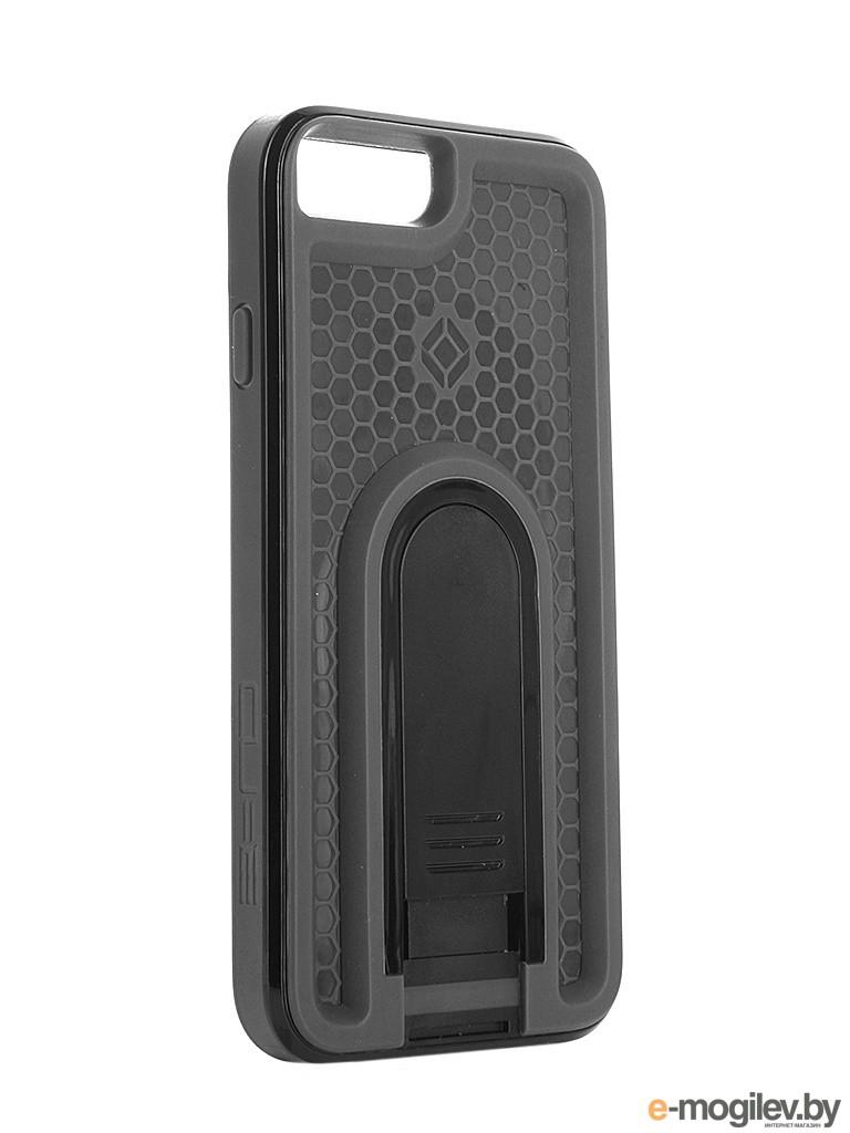 Чехол X-Guard для iPhone 6 с брызгозащитным кожухом Black