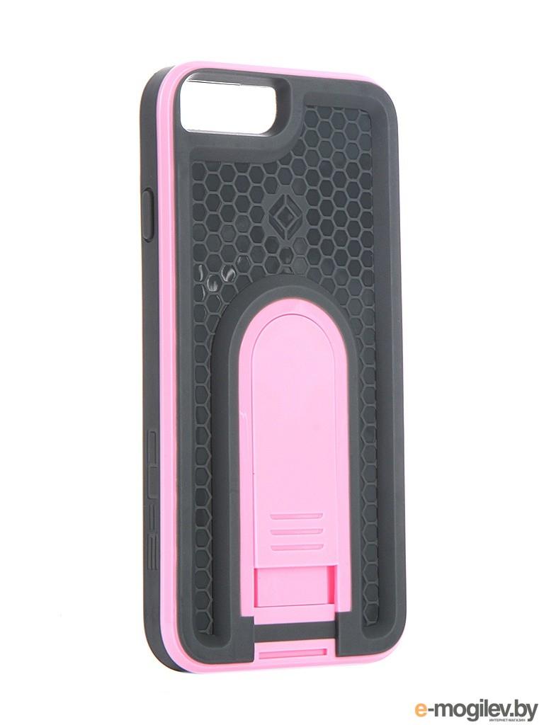 Чехол X-Guard для iPhone 6 с брызгозащитным кожухом Pink