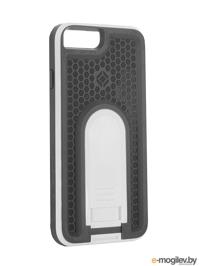 Чехол X-Guard для iPhone 6 с брызгозащитным кожухом White