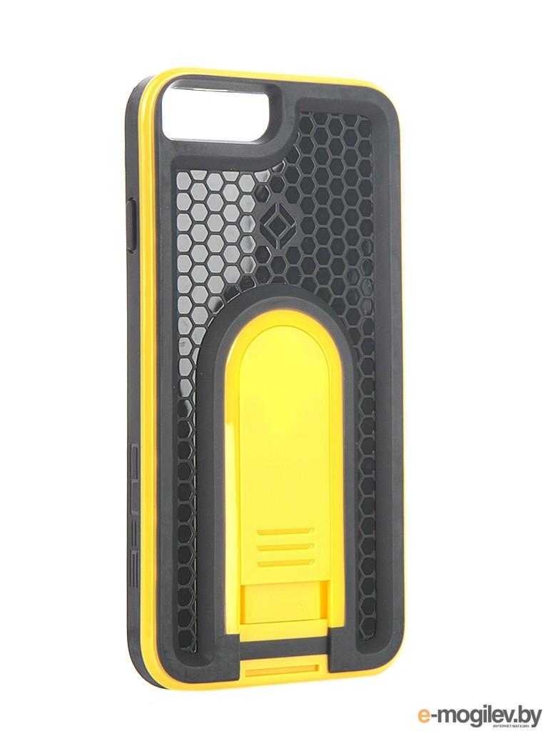 Чехол X-Guard для iPhone 6 с брызгозащитным кожухом Yellow