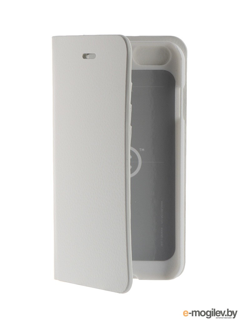 Чехол LAB.C Smart Wallet для iPhone 6 White LABC-409-WH