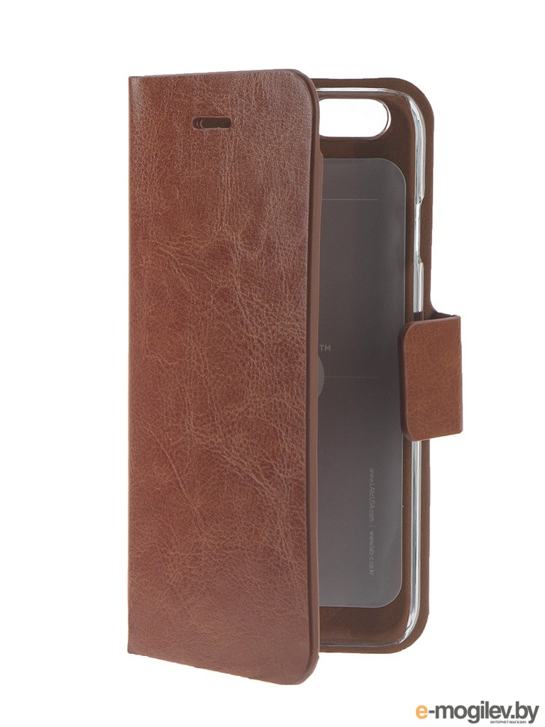 Чехол LAB.C Fantastic 5 Folio для iPhone 6 Brown LABC-410-BW