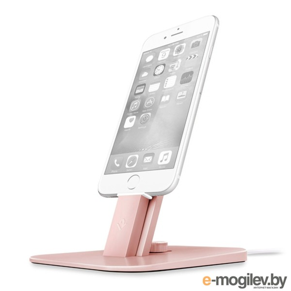 Twelve South HiRise Deluxe для iPhone / iPad Mini Pink 12-1516