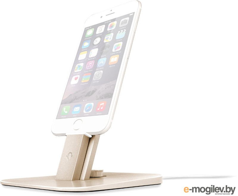 Twelve South HiRise Deluxe для iPhone / iPad Mini Gold 12-1436