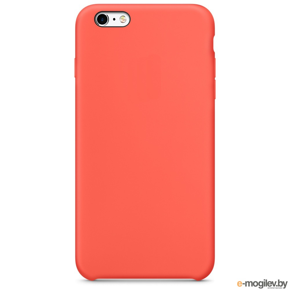 Чехол APPLE iPhone 6S Plus Silicone Case Apricot MM6F2ZM/A