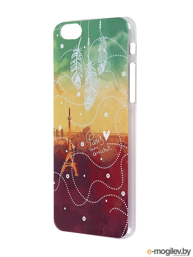 Чехол iPapai для iPhone 6 Города Париж White