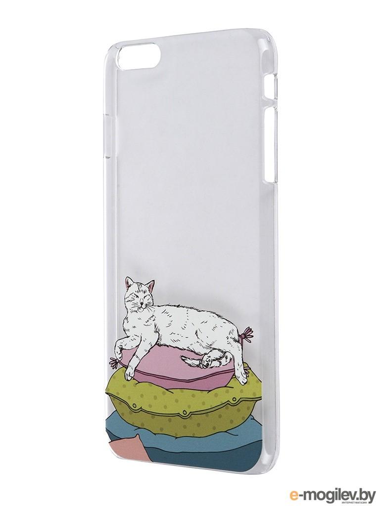 Чехол iPapai для iPhone 6 Plus Питомцы Мягкая перина