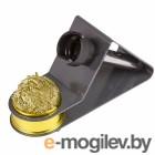 принадлежности для паяльников и пайки Rexant Подставка под паяльник  стружка для очистки жала 12-0309
